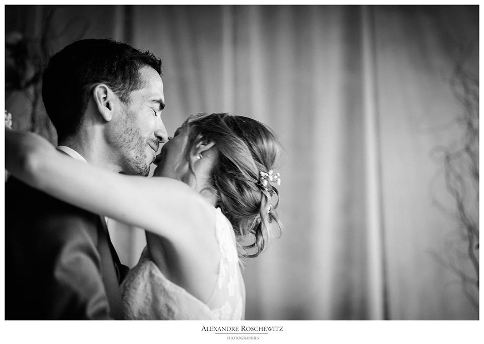 Coiffeuse à domicile pour une coiffure de mariage en région bordelaise